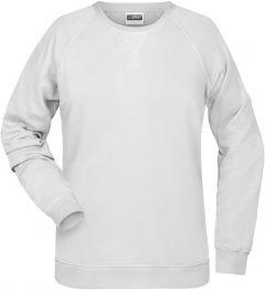 Damen Sweatshirt mit Raglanärmeln