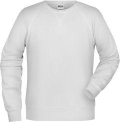 Herren Sweatshirt mit Raglanärmeln