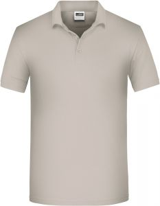 Herren Polohemd aus Bio-Baumwolle