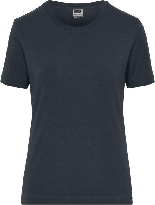 BIO Damen Arbeits-T-Shirt als Werbeartikel