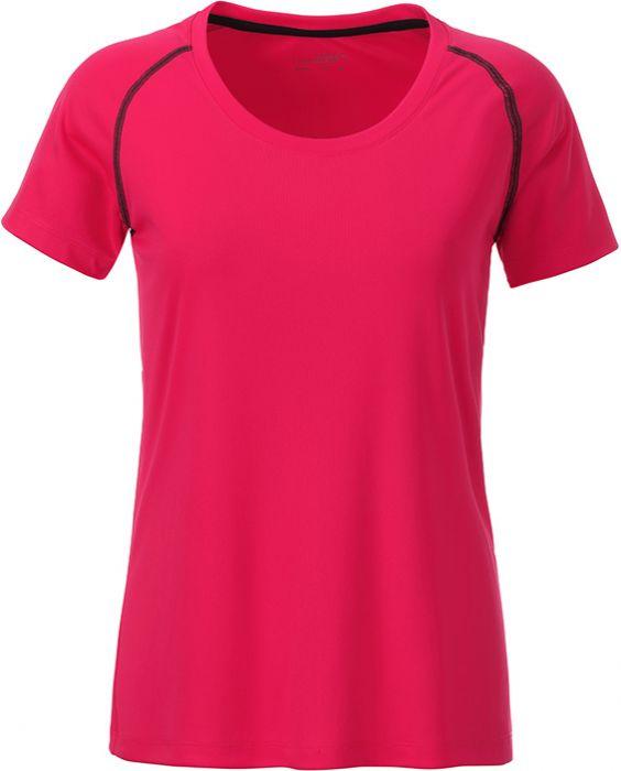 Sport T-Shirt für Damen als Werbeartikel